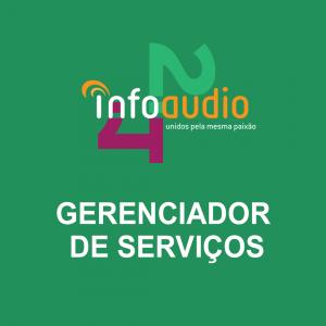 Gerenciador de Serviços do InfoAudio